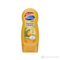 Bübchen Kayısılı Şampuan ve Duş Jeli 230 ml