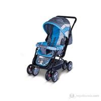 Camino 4036 Çift Yönlü Bebek Arabası Mavi