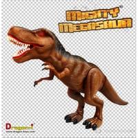 Pilli, Yürüyen, Kükreyen T-Rex Dinozor (40cm)