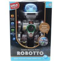 Robotto Türkçe Konuşan Oyuncak Akıllı Robot