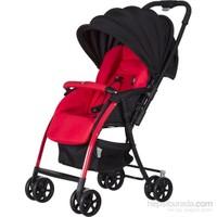Baby2Go 86010 Pinna Deluxe Bebek Arabası Kırmızı