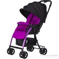 Baby2Go 86010 Pinna Deluxe Bebek Arabası Mor