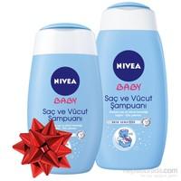Nivea Baby Saç ve Vücut Şampuanı / 500 ml ( Nivea Baby Saç ve Vücut Şampuanı /200 Ml Hediyeli )