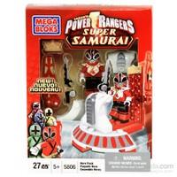 Mega Bloks Power Rangers Süper Samurai Hero Ss Oyun Seti