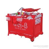 Wei-B Ultra Oyun Parkı (60X100) (Kırmızı)