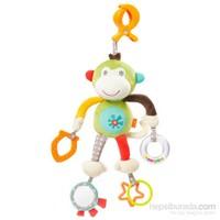 Baby Fehn Kıskaçlı Aktivite Oyuncağı / Maymun