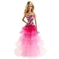Barbie Ve Büyüleyici Pembe Elbisesi 1