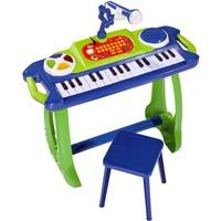 My Music World Standing Keyboard Piano
