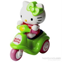 Hello Kitty Mini Scooter Yeşil