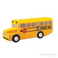 Plantoys Okul Otobüsü (School Bus)