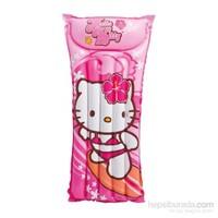 Intex Hello Kitty Deniz Yatağı 118X60 Cm.