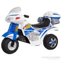 Baby2go 9323 Akülü Motor / Beyaz