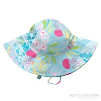 İ Play Upf 50+ Güneş Korumalı Fun Brim Bebek Şapka Turkuaz