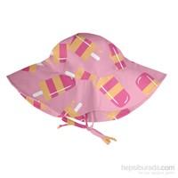 iplay 50 Faktör Korumalı, Brim Şapka / Pink Popsicle