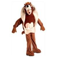 Rubies Tazmanya Canavarı Kostüm Lüks 4-6 Yaş