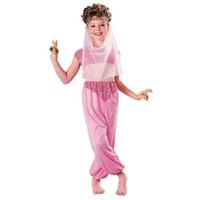 Rubies Harem Kizi Kostüm Klasik 8-10 Yaş