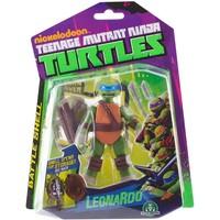 Ninja Turtles Aksiyon Figür Açılan Kabuk Leonardo