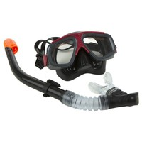 İntex Şnorkel Set Siyah