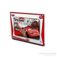 Disney Cars Frame Puzzle (Yapboz) 24 Parça