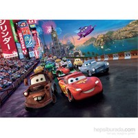 Disney Cars Puzzle (Yapboz) 50 Parça
