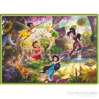 Disney Fairies Yer Puzzle (Yapboz) 20 Parça