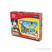 Disney Mickey Mouse Yer Puzzle (Yapboz) 20 Parça