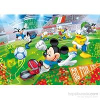 Clementoni 24 Parça Mickey Sport Maxi Puzzle
