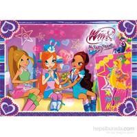 60 Parça Winx Çocuk Puzzle (Clementoni You Are Magic)