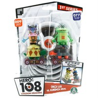 Hero 108 Okçu Lee Ve Kurbağa Kral Figür