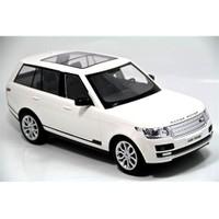 Vardem Beyaz Range Rover (Land Rover) Şarjı Kumandalı Araba 32 Cm