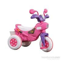 Babyhope 117A Üç Teker Bisiklet Pembe