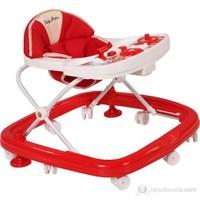 Babyhope Oyuncaklı Yürüteç / Kırmızı
