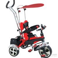Babyhope Bh-9500 Star Tricycle Eva Teker (Kırmızı)