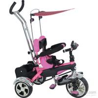 Babyhope Bh-9500 Star Tricycle Eva Teker (Pembe)