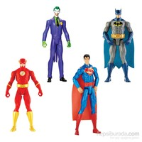 Batman Ve Supermen 12 Figürler