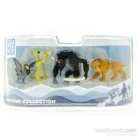 Ice Age 4 4'Lü Figür Set 8 Cm