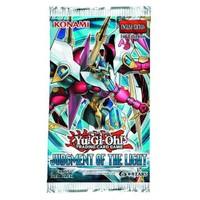 Yu-Gi-Oh! Tcg Judgement Of Light Booster