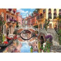 Clementoni 3000 Parça Puzzle Venezia