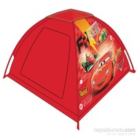 Pixar Cars Oyun ve Kamp Çadırı / Kırmızı