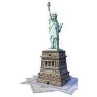 Ravensburger 108 Parça 3D Özgürlük Anıtı Puzzle