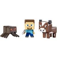 Minecraft 3'Lü Mini Figürler Cgx24