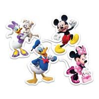 Trefl Baby Yapboz 2+3+4+5 Parça Mickey Mouse Club House