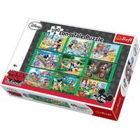 Trefl 390 Parçalı Çocuk Puzzle Mickey Mouse