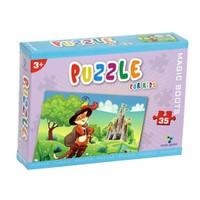 Gizzy Magıc Boots 35 Parça Puzzle