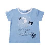Zeyland Kız Çocuk Mavi T-Shirt K-41M682tnu53