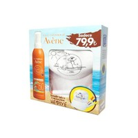 Avene Spray For Children Spf50 Plus 200Ml Set - Çocuklar İçin Yüksek Koruyuculu Güneş Spreyi Şapka Hediyeli