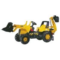 Rolly Jcb Automatic Traktör Set