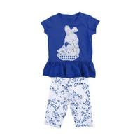 Zeyland Kız Çocuk Koyu Mavi 2 Li Takim K-51H662703