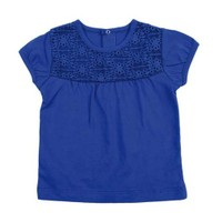 Zeyland Kız Çocuk Mavi Tshirt K-51H662704