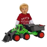 Bıg Römorklu Traktör